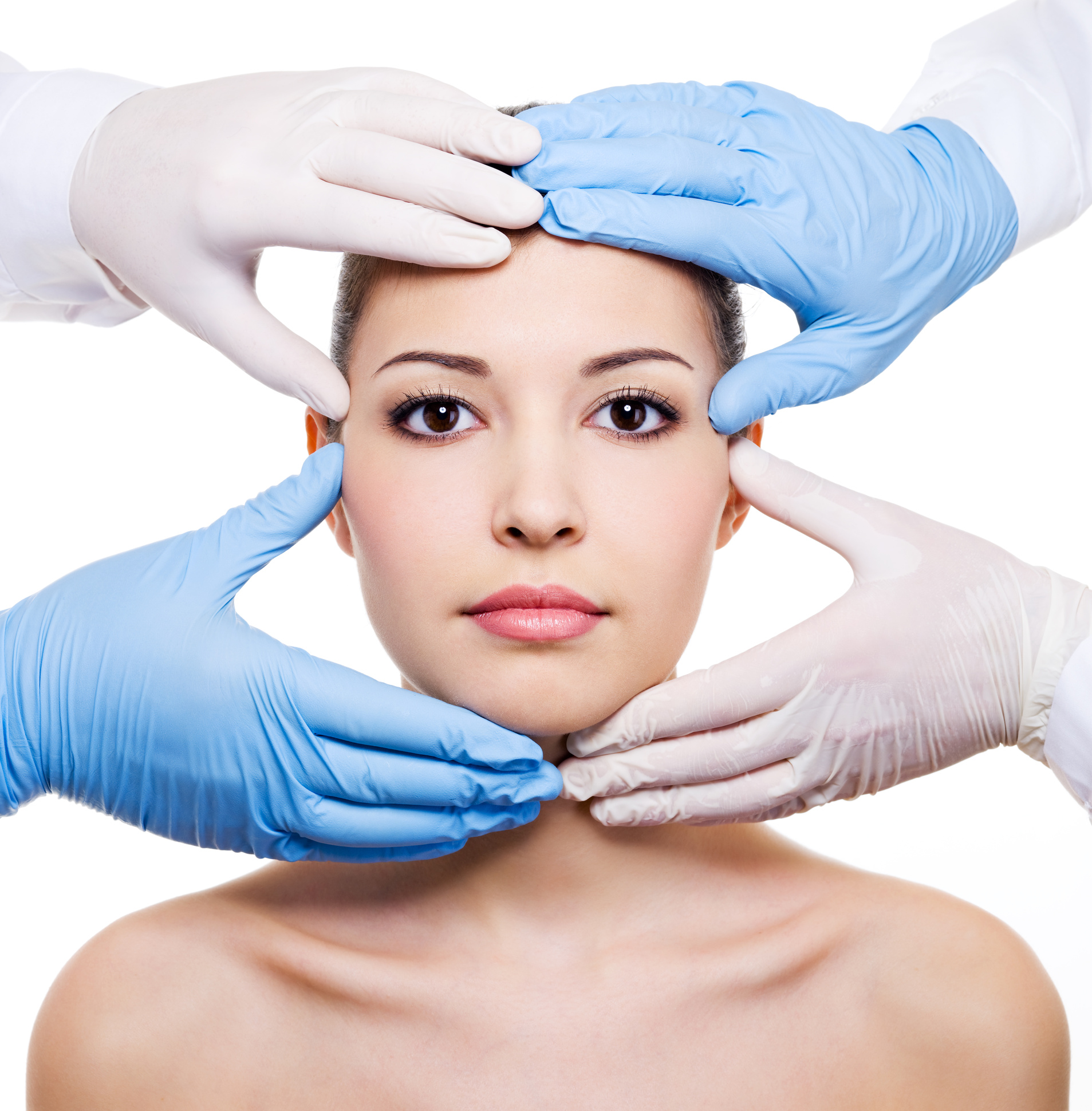 Facial reshaping without surgery